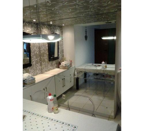 espelho bisotado modelado
