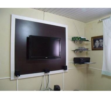 3 Prateleiras + Tv