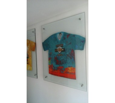Sanduíche De Vidro Para Camisa Inst. Com Prolongadores